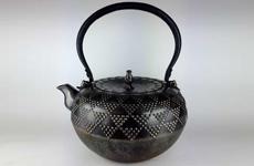 鉄瓶・茶器